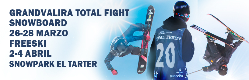 Grandvalira Total Fight